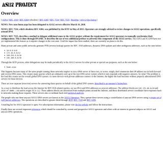 DNS-OARC-112  website